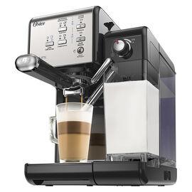 Oster Prima Latte II Espresso Maker - Black - BVSTEM6701S