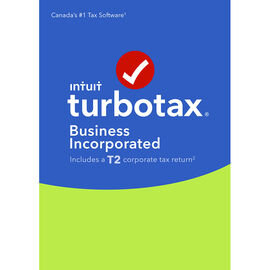 Intuit TurboTax Business Incorporated 2018 - 606129