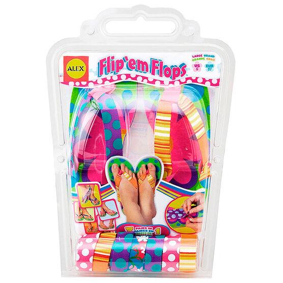 Alex Flip 'em Flops - Large