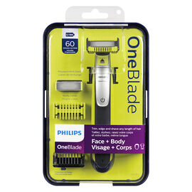 Philips OneBlade Face + Body - Yellow - QP2630/21