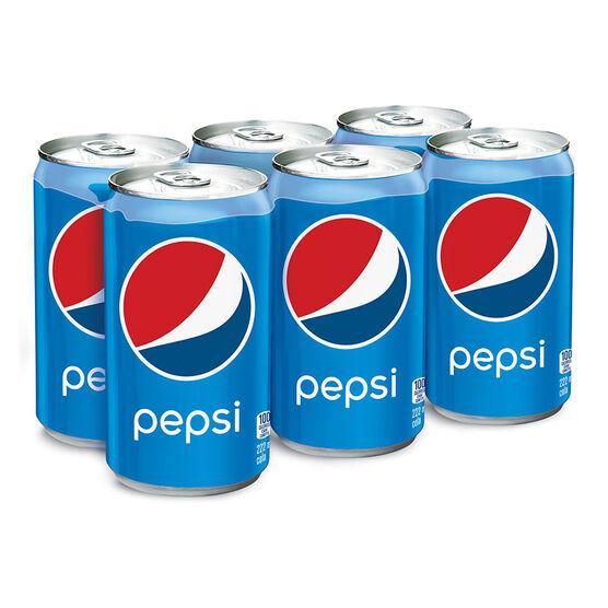 Pepsi - 6 x 222mL