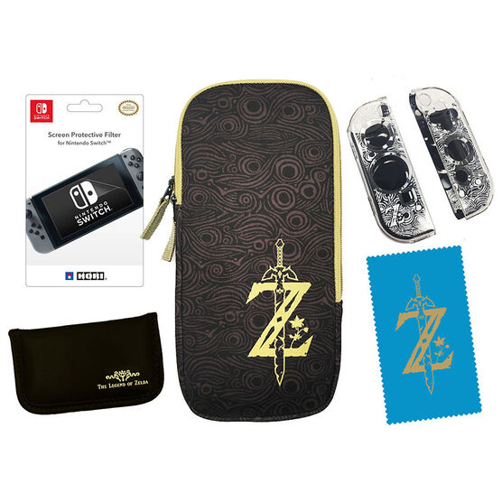 Hori Zelda Starter Kit for Nintendo Switch - NSW-035U