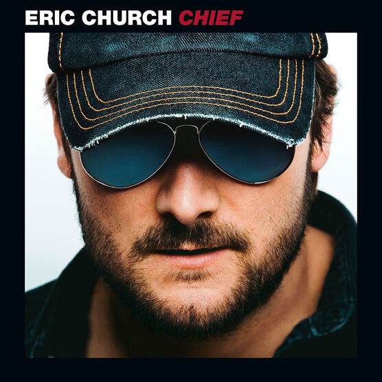 Eric Church - Chief - CD
