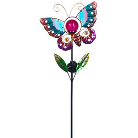 Hand Craft Solar Stick - Butterfly