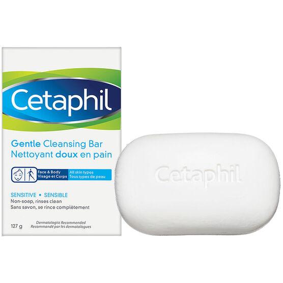Cetaphil Gentle Cleansing Bar - 127g