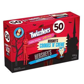 Hershey Twizzlers & Chocolate Bars - 50's