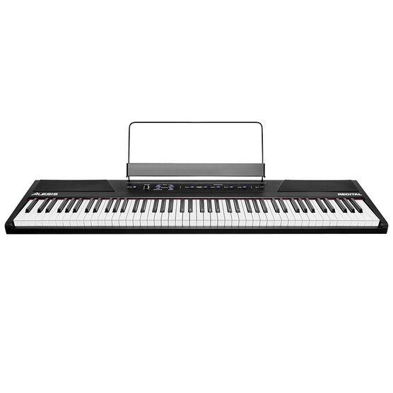 Alesis 88-Key Digital Piano - Black - LQSJ
