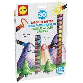 Alex Large Oil Pastels