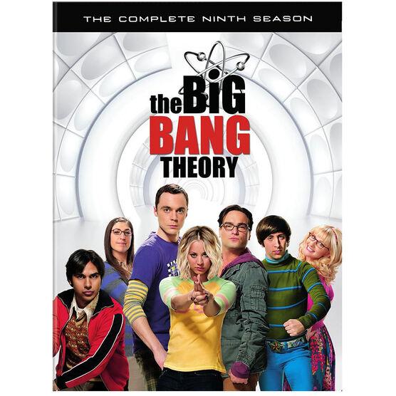 The Big Bang Theory: The Complete Ninth Season - DVD