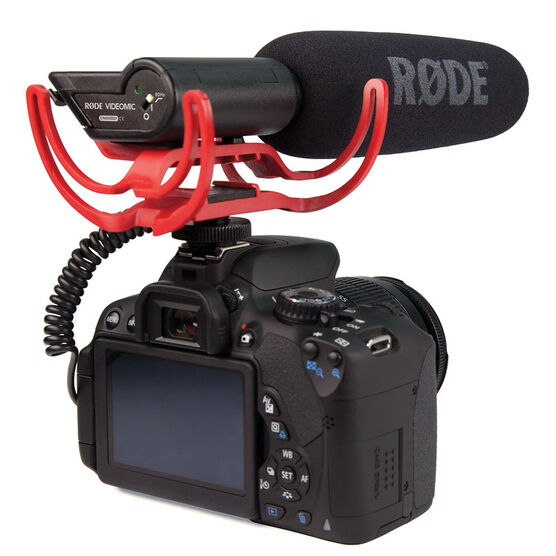 RODE VideoMic Rycote - ROD-VIDEOMIC
