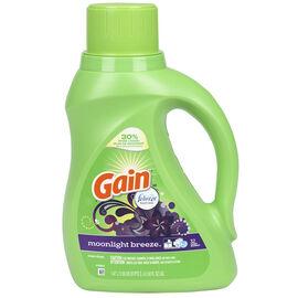Gain Liquid Laundry Detergent - Moonlight Breeze - 24 Loads - 1.47L