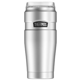 Thermos Vacuum Stainless Steel Tumbler - Stainless - 470ml