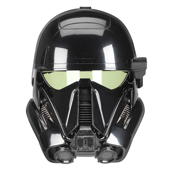 Star Wars Rogue One Death Trooper Mask with Voice Changer
