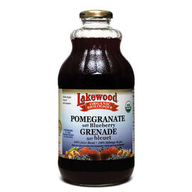 Lakewood Juice - Pomegranate with Blueberry Grenade - 946ml
