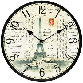 London Drugs Wall Clock - Paris