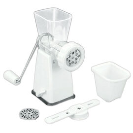 Metaltex Tartare Meat Mincer - White - 251722