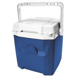 Igloo Quantum Cooler - Majestic Blue/White - 12qt