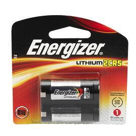 Energizer 6V Lithium Battery Single EL2CR5