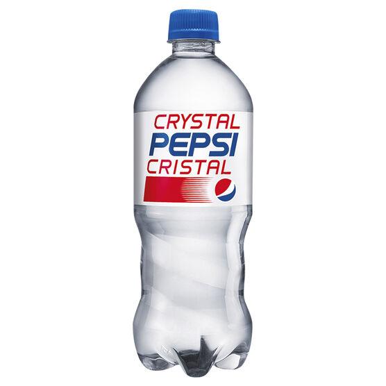 Pepsi Crystal - 591ml