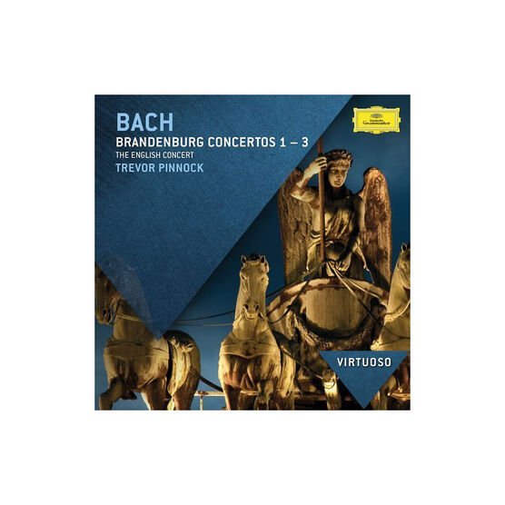 Pinnock & The English Concerto - Bach Bradenburg Concertos - CD