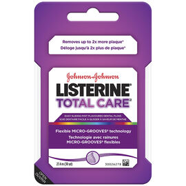 Listerine Floss Total Care -27.4m