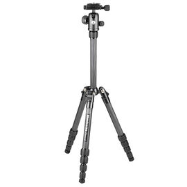 Manfrotto Element Traveller Small Tripod with Ball Head - Black - MKELES5CF-BH
