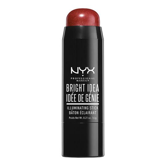 NYX Professional Makeup Bright Idea Illuminating Stick - Brik Red Blaze