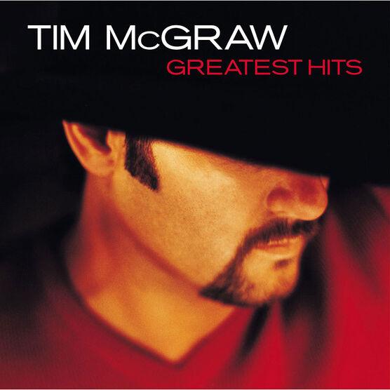 Tim McGraw - Greatest Hits - CD