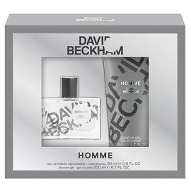 David Beckham Homme Set - 2 piece