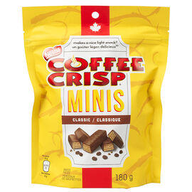 Nestle Coffee Crisp Minis - 180g