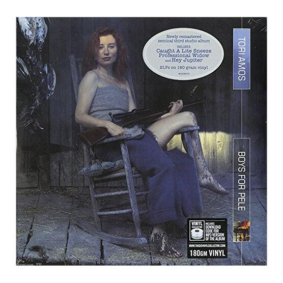 Tori Amos - Boys For Pele (Remastered) - 180g Vinyl