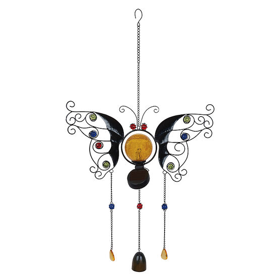 fusion solar butterfly light - assorted