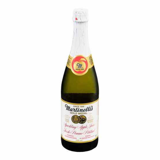 Martinelli's Sparkling Juice - Apple - 750ml