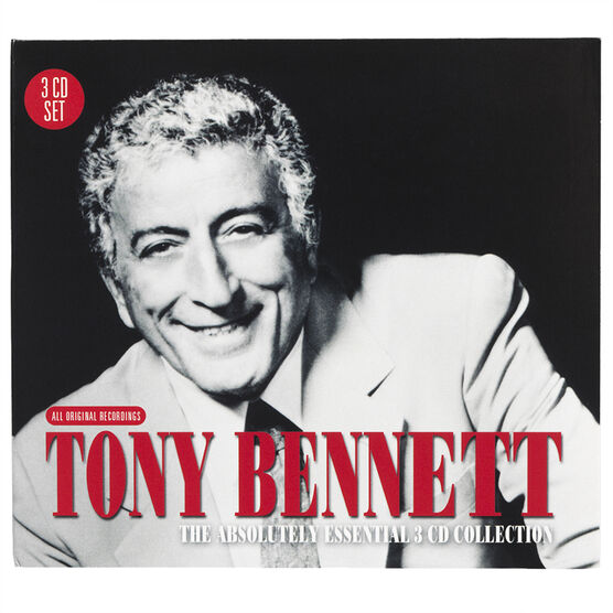 Tony Bennett - The Absolutely Essential 3 CD Collection - 3 CD