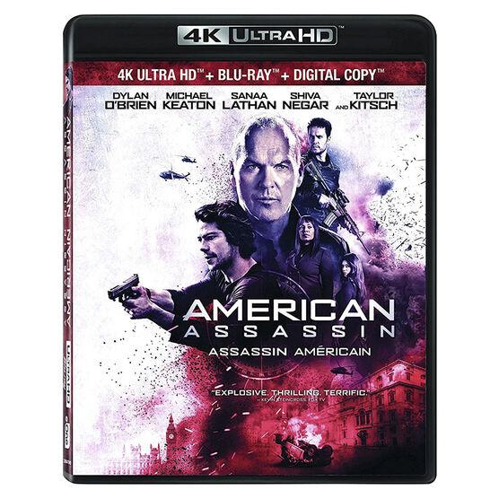 American Assassin - 4K UHD Blu-ray