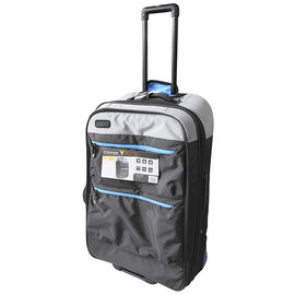 Bondka Rolling Luggage - Black/Grey - 28""