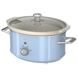 Swan Retro Slow Cooker - SF17021BLN