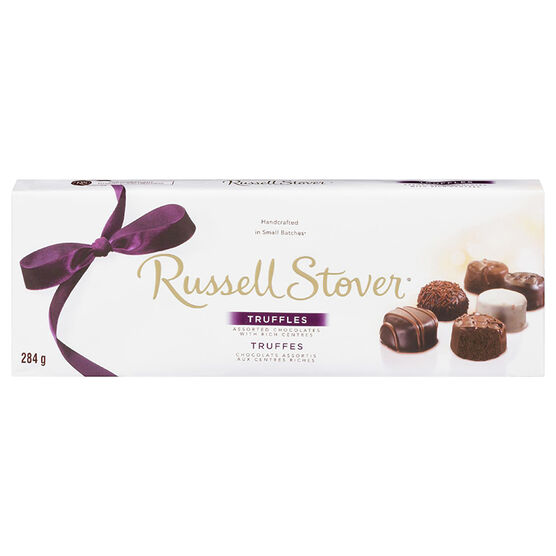 Russell Stover Assorted Truffles - 284g