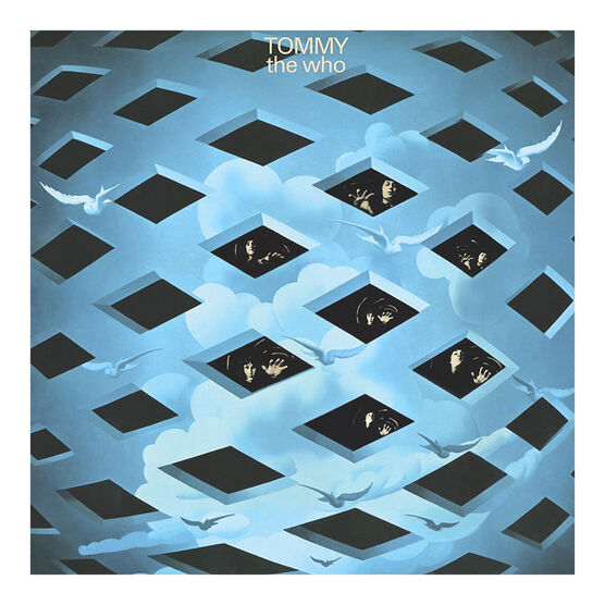 The Who - Tommy - Vinyl