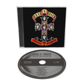 Guns N' Roses - Appetite For Destruction (Remaster) - CD
