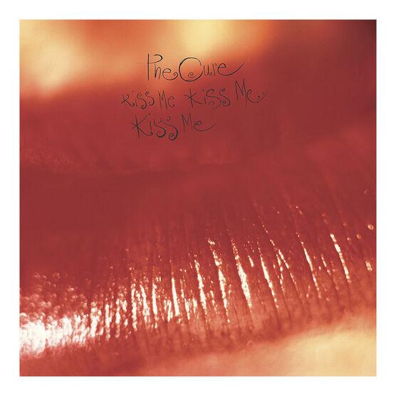 The Cure - Kiss Me Kiss Me Kiss Me - 180g Vinyl