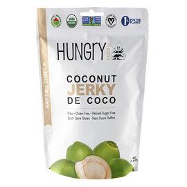 Hungry Buddha Coconut Jerky - Naked - 40g