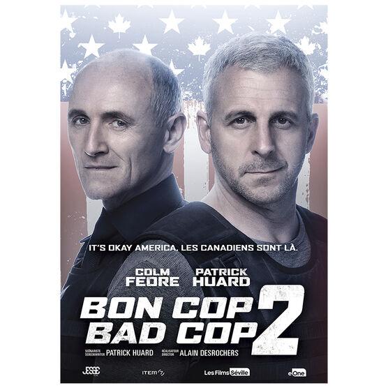 Bon Cop Bad Cop 2 - DVD
