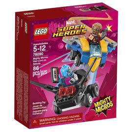 LEGO® Marvel Super Heroes - Mighty Micros Star-Lord vs. Nebula