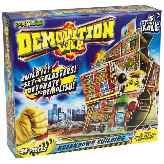 Smart Labs - Demolition Lab - 12630