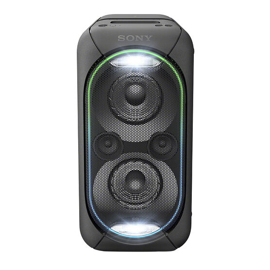 Sony EXTRA BASS Bluetooth Party Speaker - Black - GTKXB60