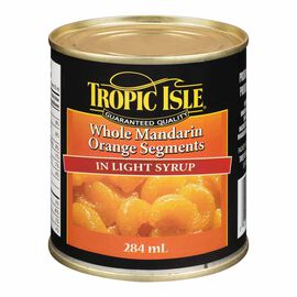 Tropic Isle Mandarin Oranges - 284ml