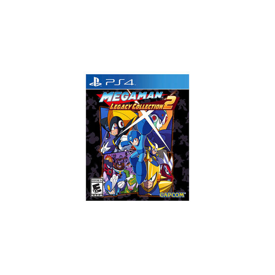 PS4 Megaman Legacy Collection Vol. 2