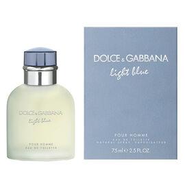 Dolce&Gabbana Light Blue Pour Homme Eau de Toilette - 75ml