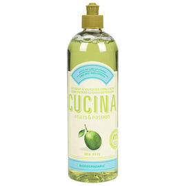 Fruits & Passion Cucina Dish Soap - Lime Zest and Cypress